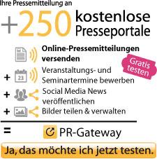 kostenlose Pressemitteilungen