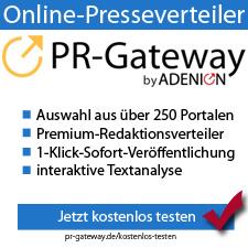 Jetzt mit besonders günstigen Konditionen PR-Gateway nutzen.